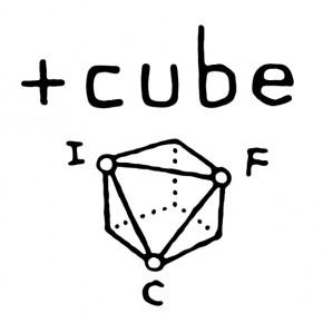 3人展「+cube」第1回開催