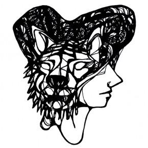 虎のイラスト(tuning)